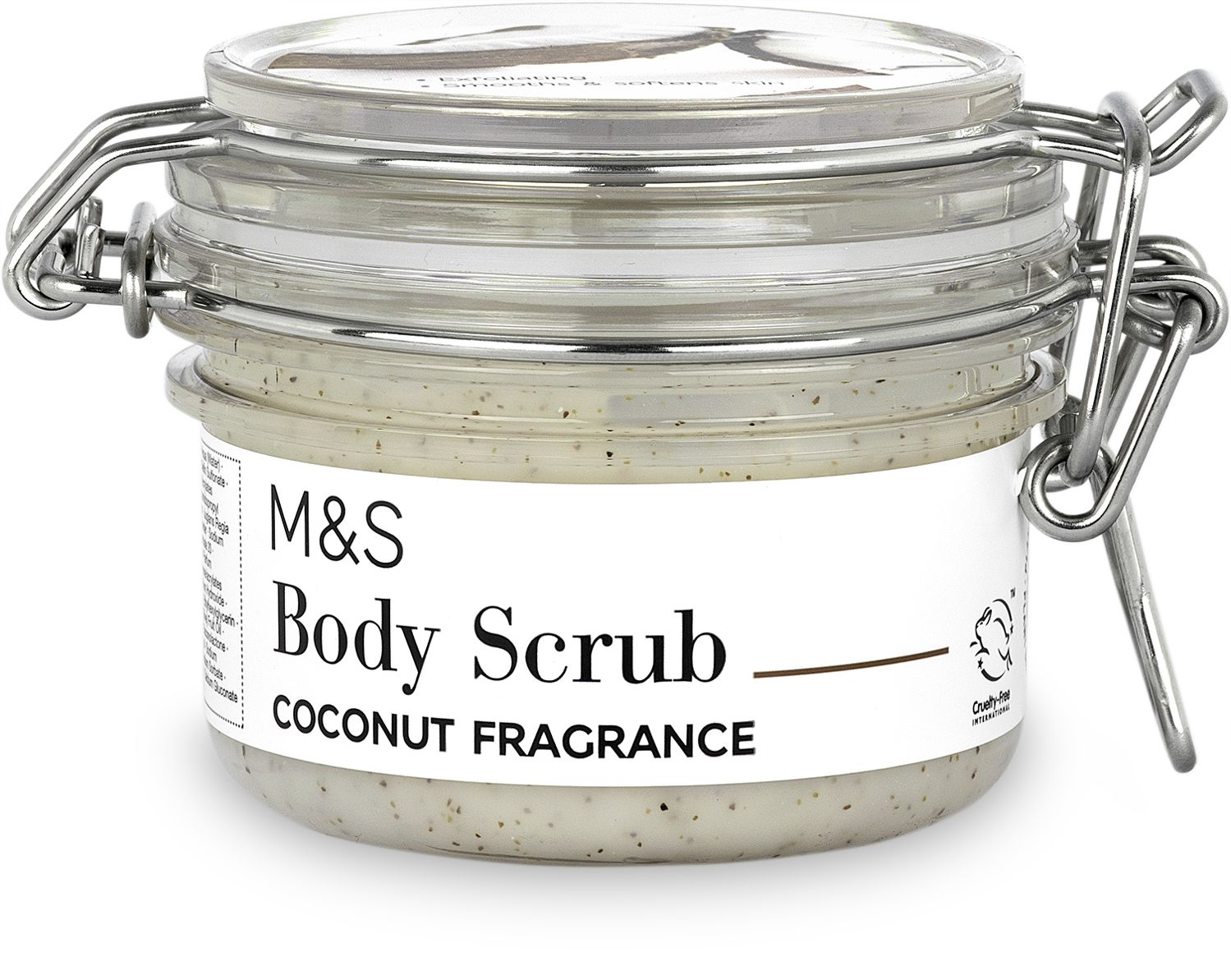 Body-Scrub-Coconut-Fragrance - THE EDGE SINGAPORE