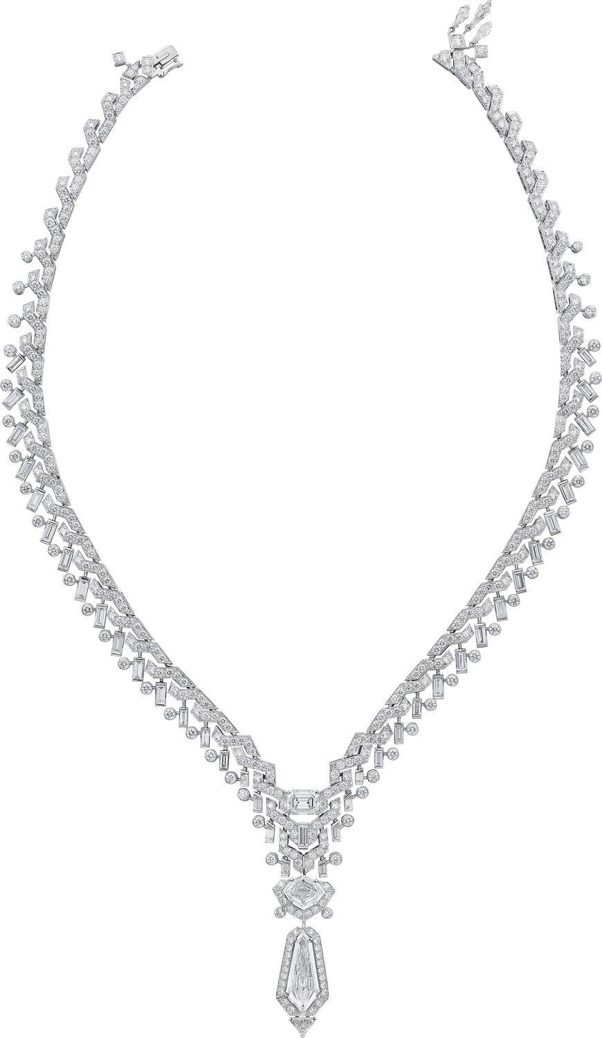 Coruscant necklace - THE EDGE SINGAPORE