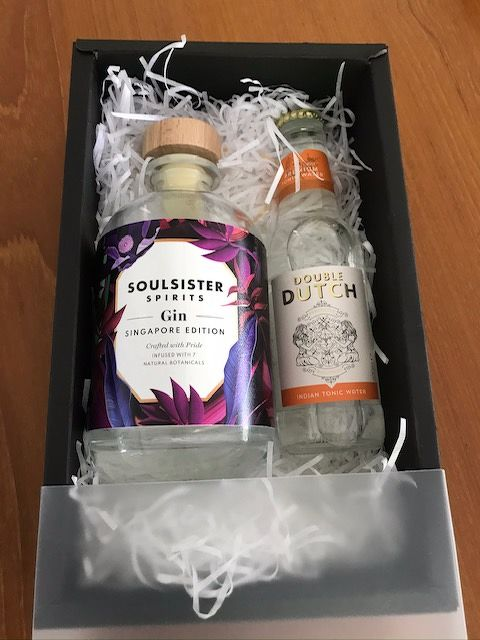 The gin journey and beyond - THE EDGE SINGAPORE