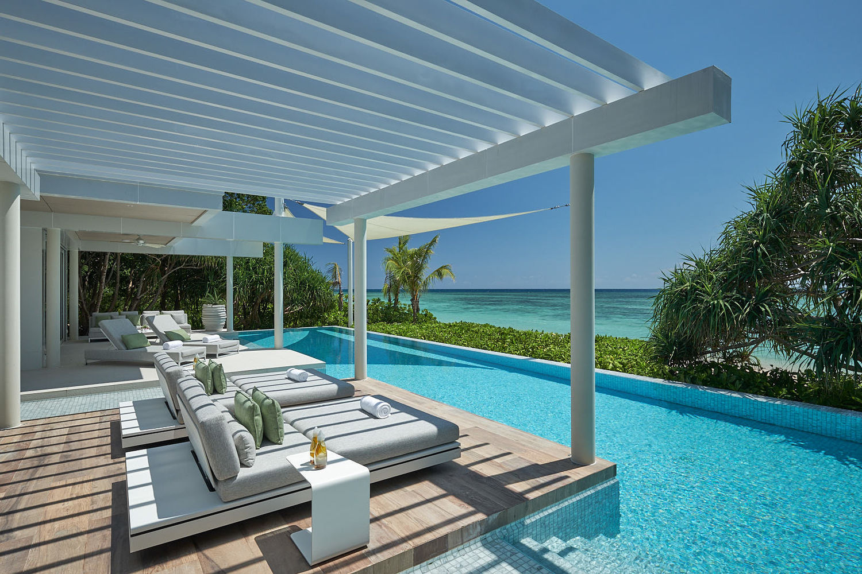 Banwa Private Island Magnificent Beachfront Villas - THE EDGE SINGAPORE