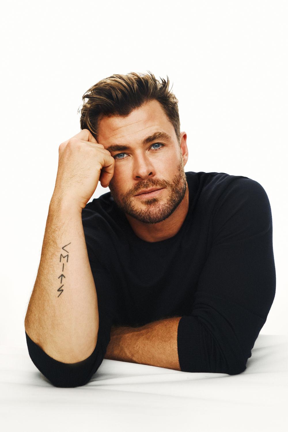 Chris Hemsworth, - THE EDGE SINGAPORE
