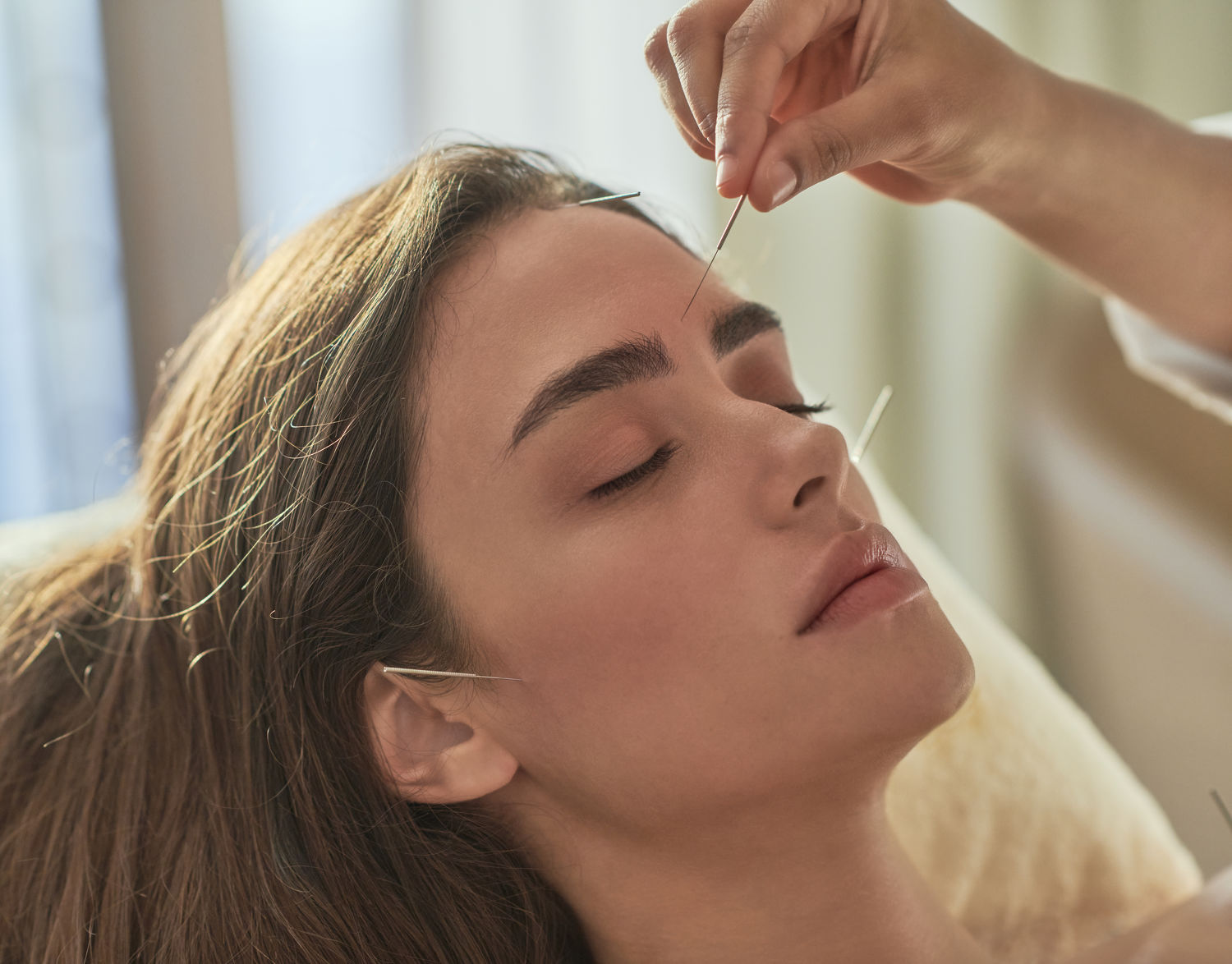 Zulal Serenity Wellness Centre Treatment Room Accupuncture Lifestyle - THE EDGE SINGAPORE