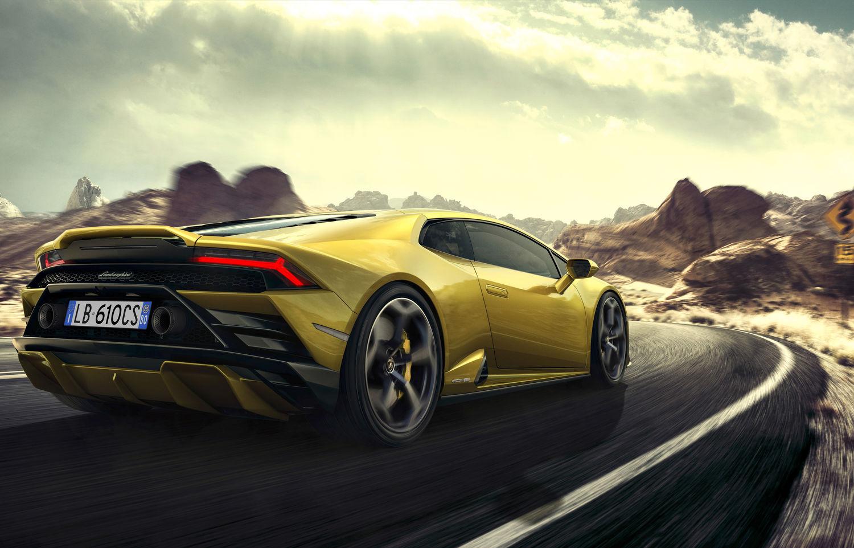 Lamborghini Huracan - THE EDGE SINGAPORE