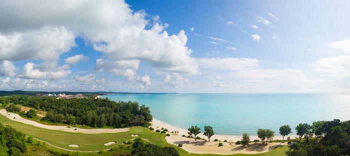 Desaru Coast Beach - THE EDGE SINGAPORE