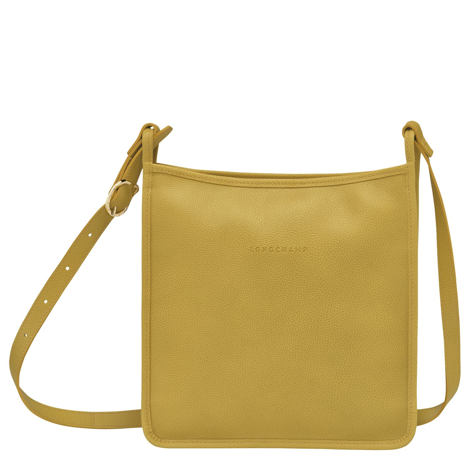 Le-Foulonne-Zipped-Crossbody-Bag-Large-in-Mimosa - THE EDGE SINGAPORE