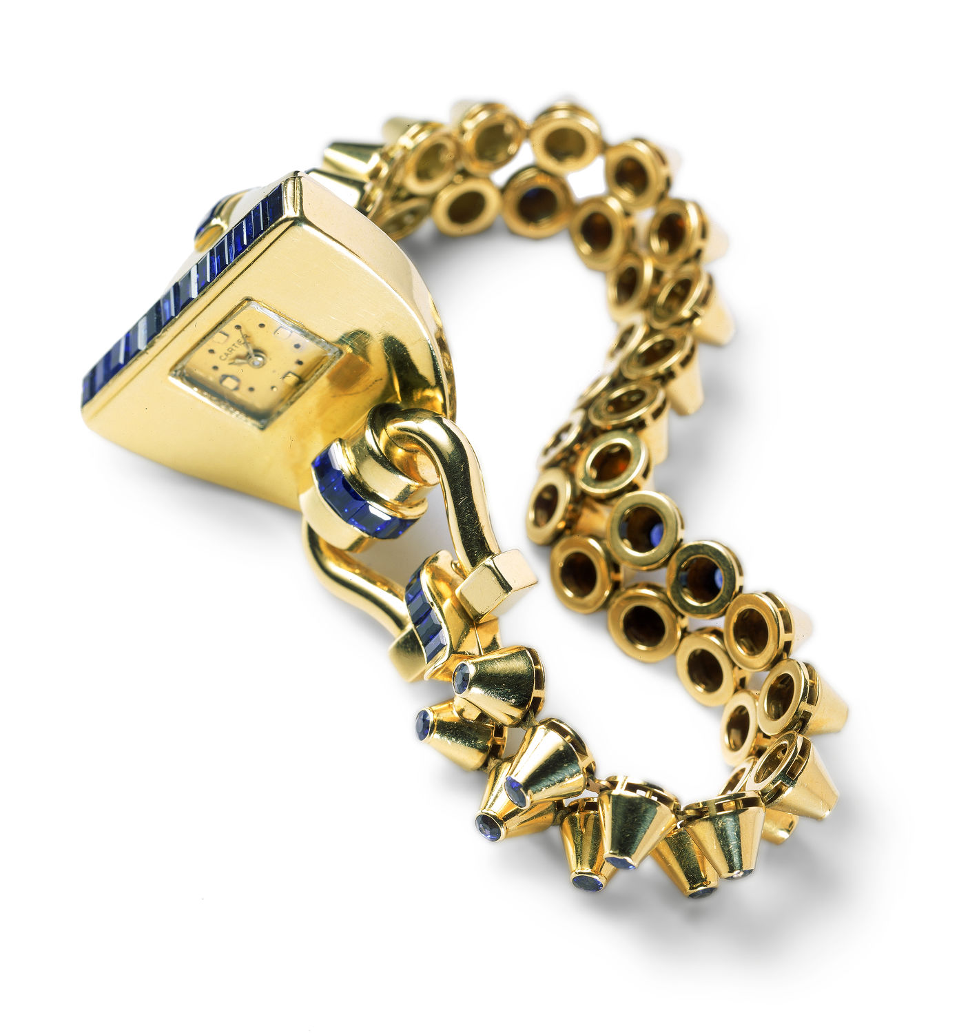 Cartier Collection Modernistic bracelet-watch - THE EDGE SINGAPORE