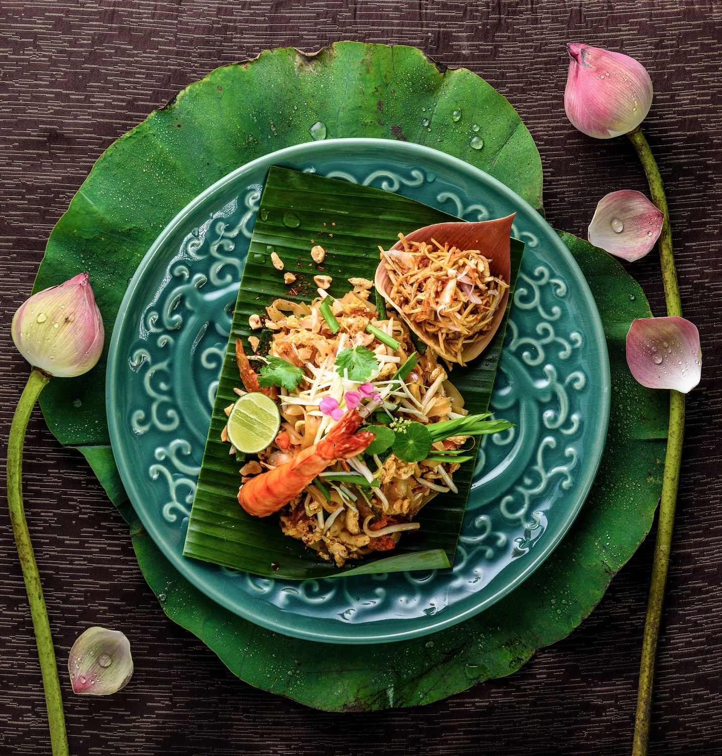 Saffron Food - THE EDGE SINGAPORE