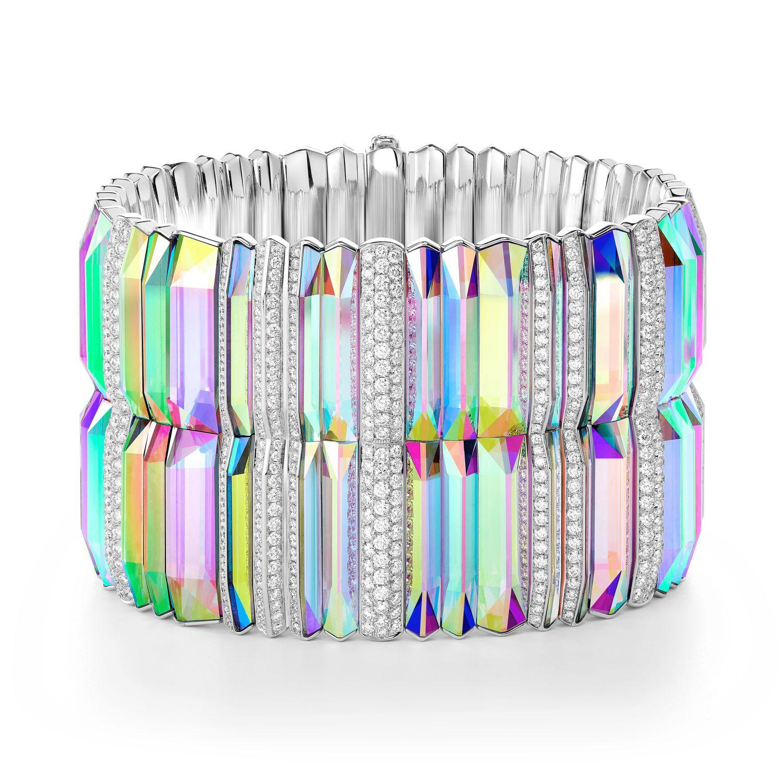 Boucheron Prisme bracelet - THE EDGE SINGAPORE