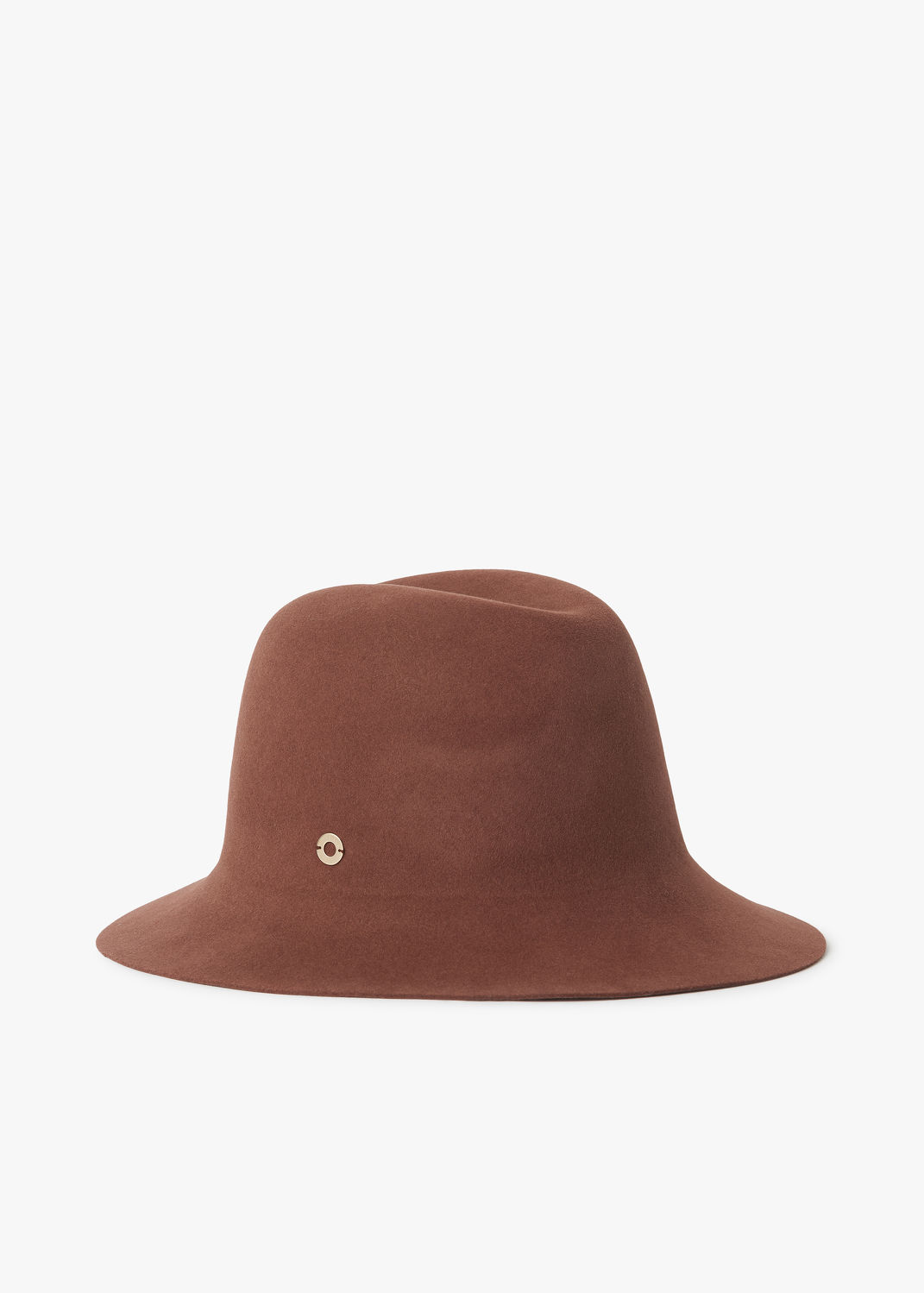 My Journey hat in baby cashmere by Loro Piana - THE EDGE SINGAPORE