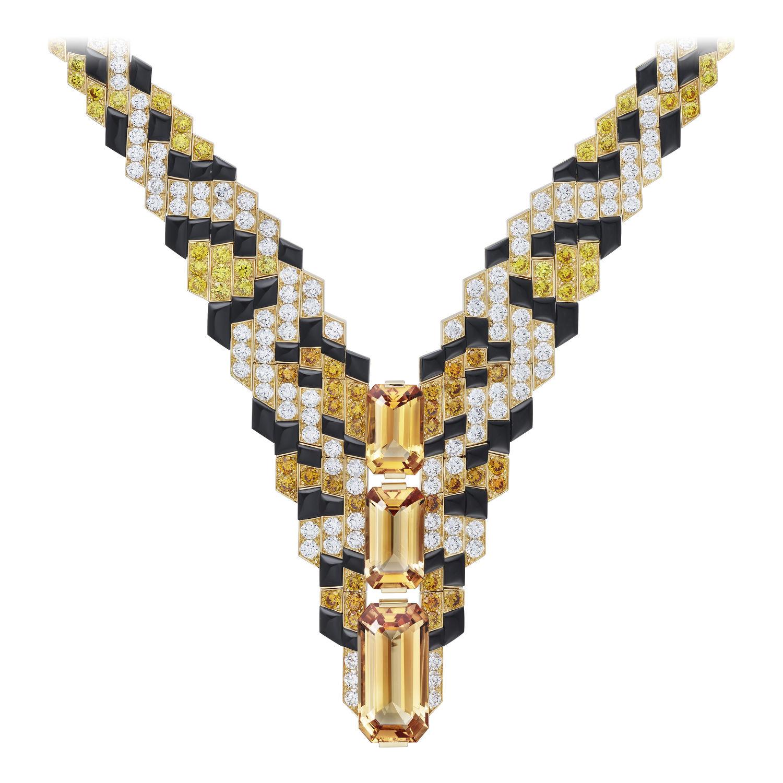Pixelage necklace - THE EDGE SINGAPORE