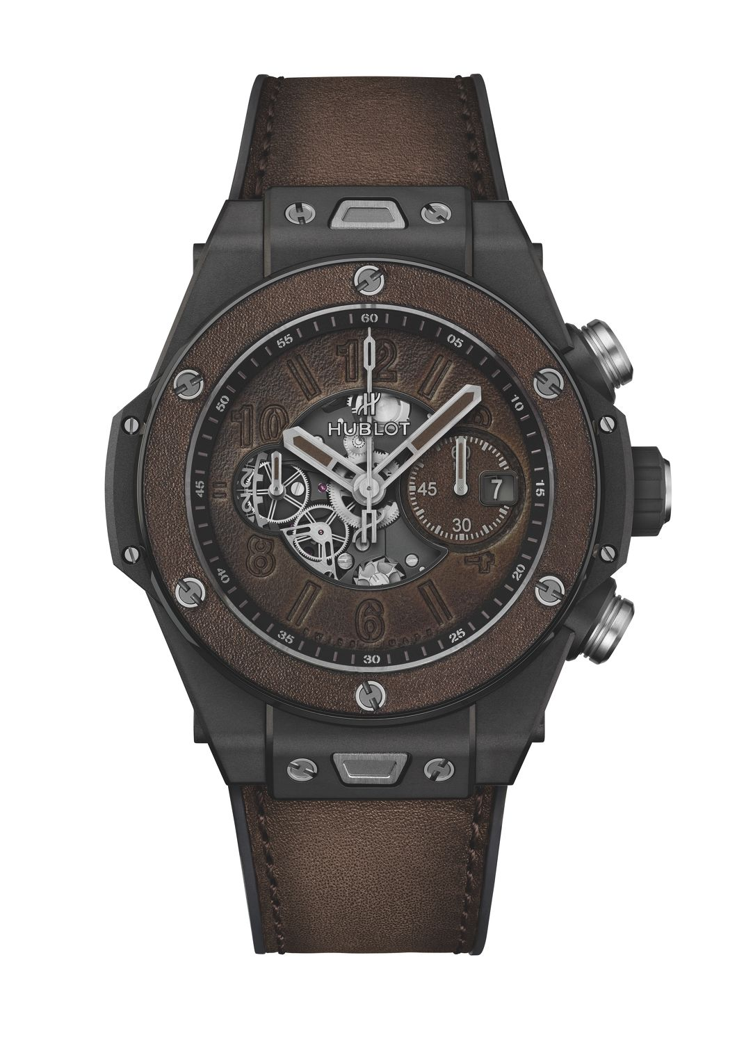Hublot - THE EDGE SINGAPORE