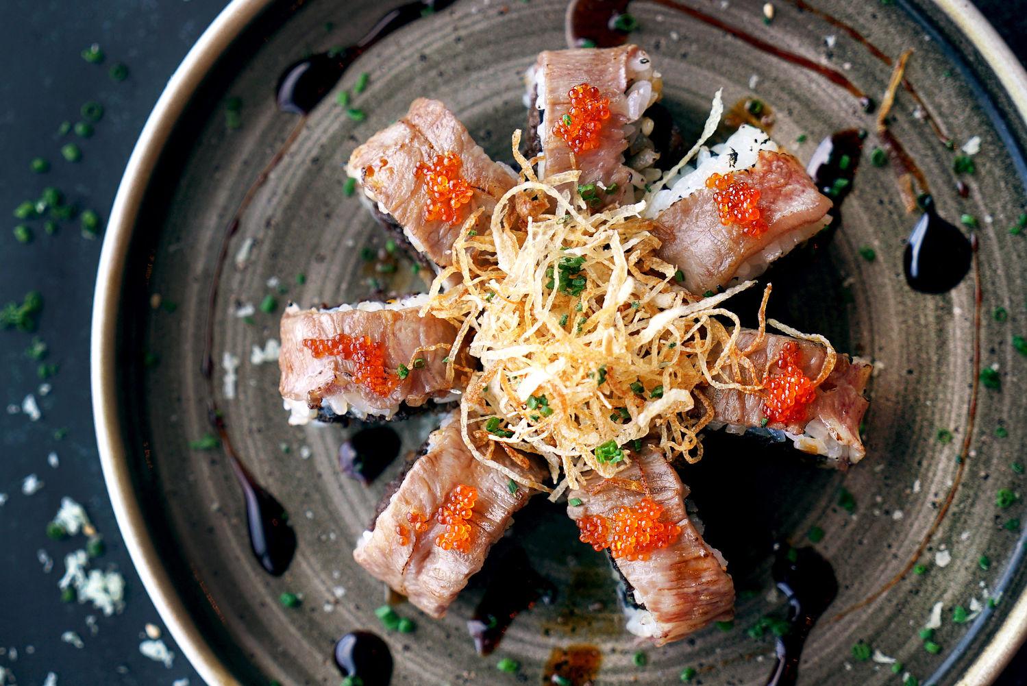 Kinki Restaurant Bar Cowabunga - THE EDGE SINGAPORE