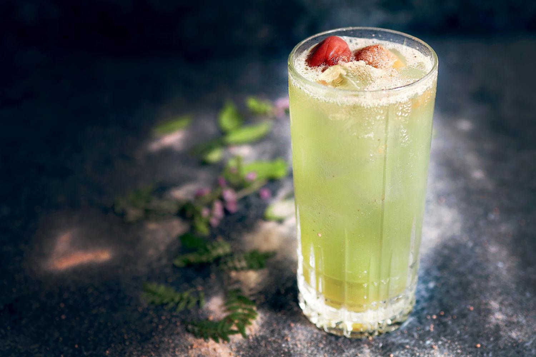 sugarcane juice - THE EDGE SINGAPORE