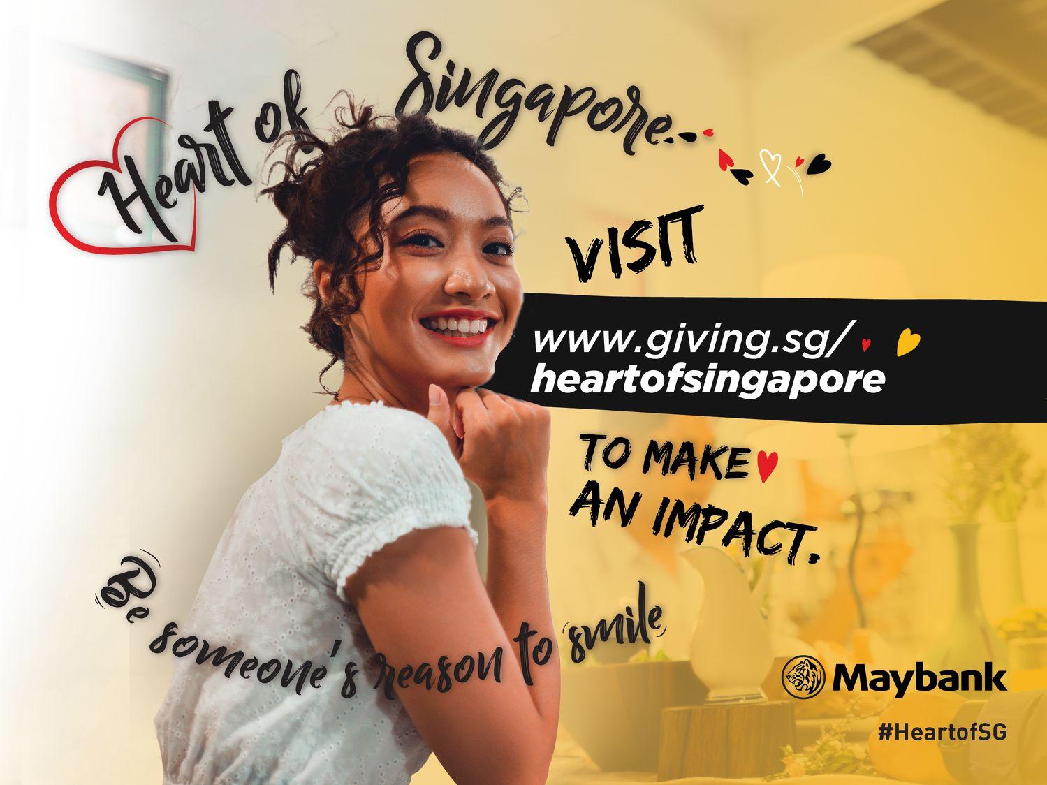 FUNDRAISER - THE EDGE SINGAPORE