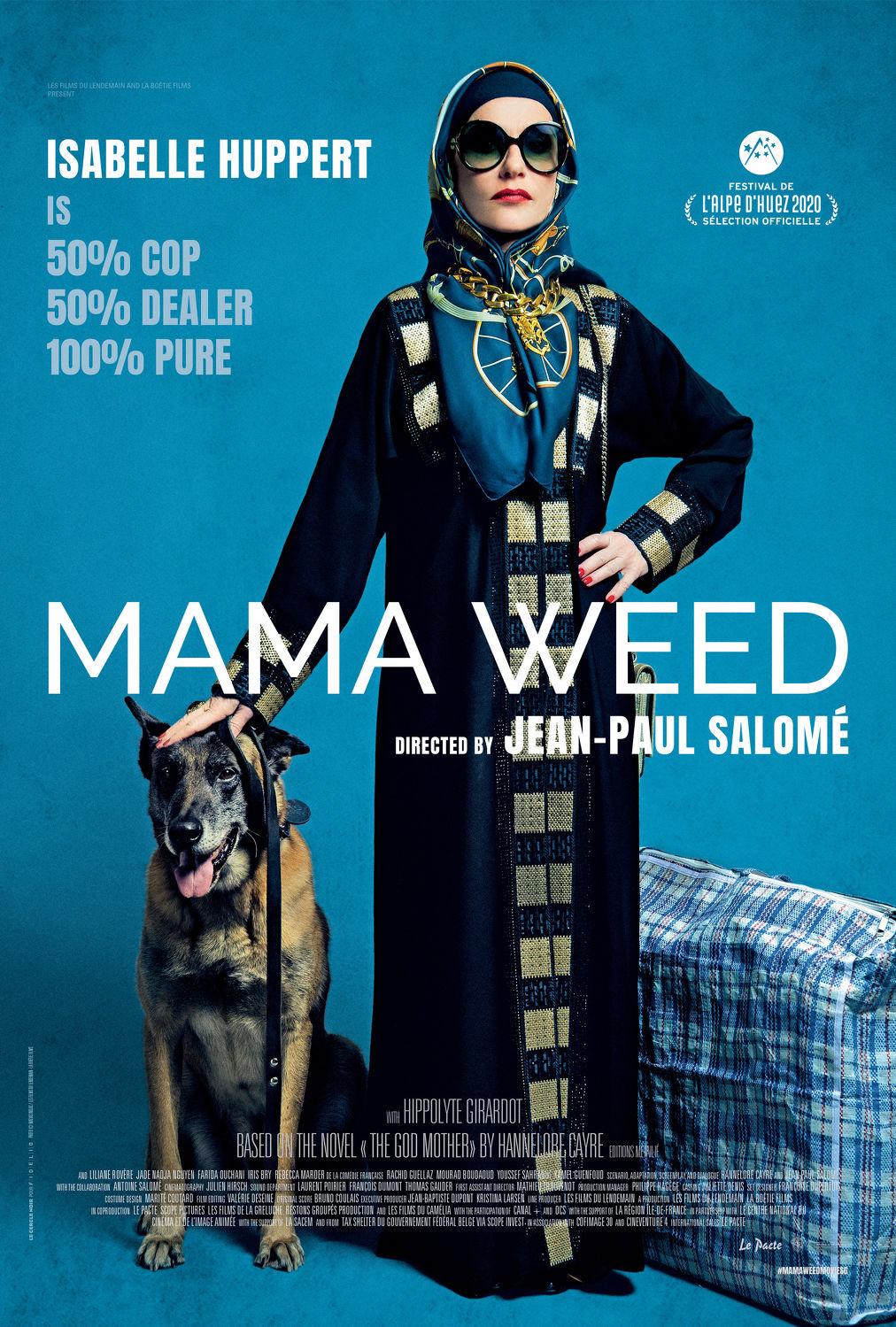 MAMA WEED - THE EDGE SINGAPORE