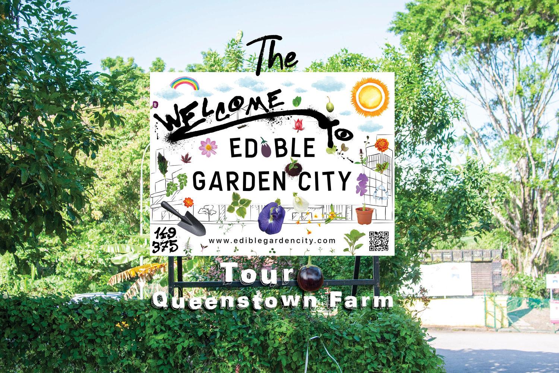 EDIBLE GARDEN CITY - THE EDGE SINGAPORE