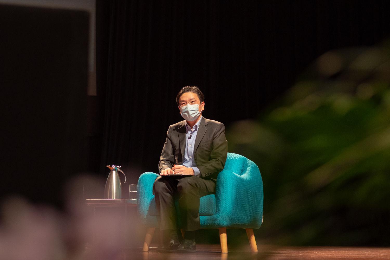 Lawrence Wong - THE EDGE SINGAPORE