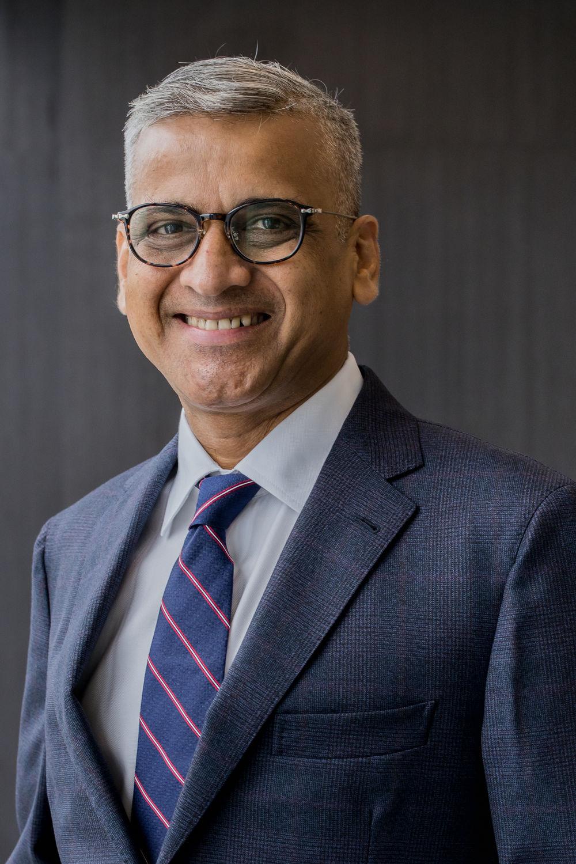 Sanjay Aurora Darktrace APAC Managing Director - THE EDGE SINGAPORE