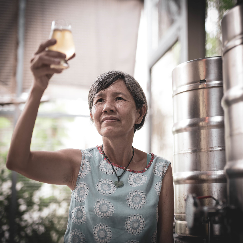 SGBC masterbrewer Kim Wong - THE EDGE SINGAPORE