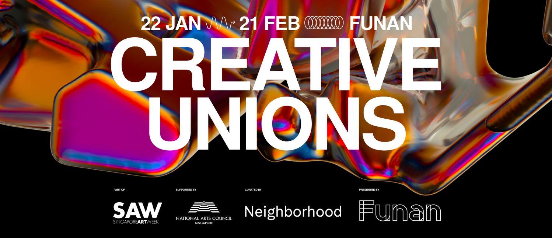 Creative Unions - THE EDGE SINGAPORE
