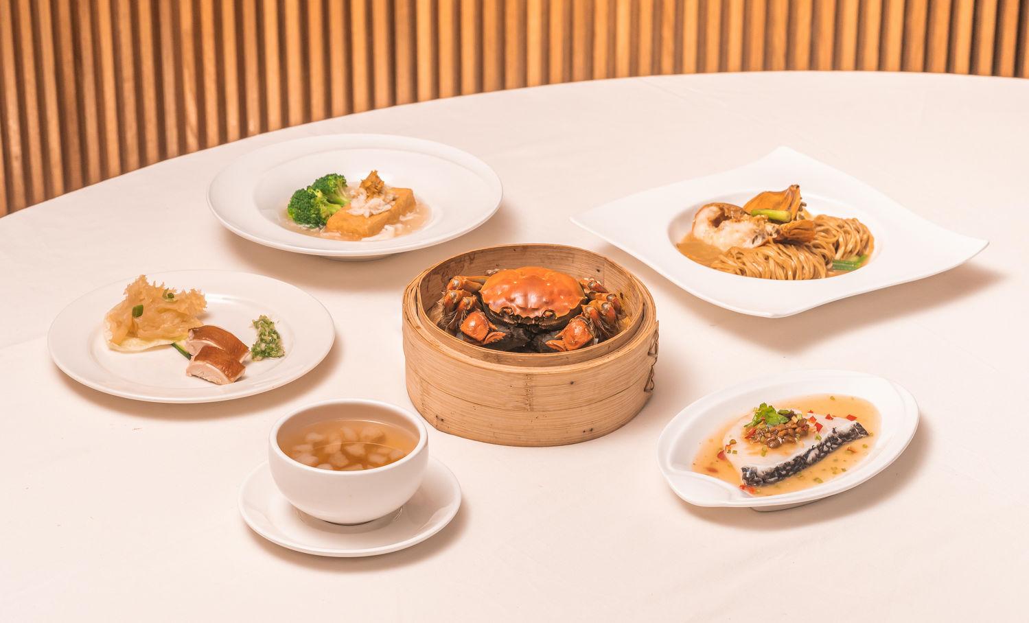 FOOD - THE EDGE SINGAPORE