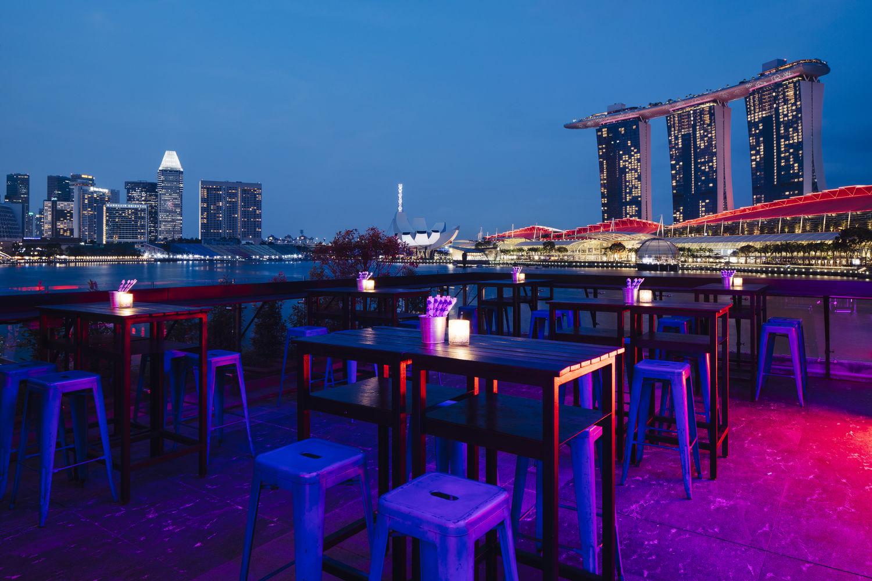 Kinki Restaurant + Bar - THE EDGE SINGAPORE