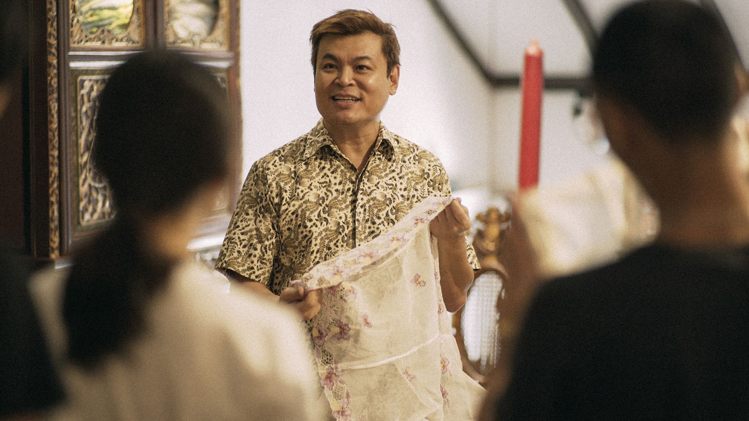 Raffles Boutique - THE EDGE SINGAPORE