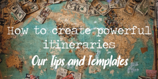 itineraries tips