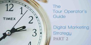 Tour operator digital marketing strategy