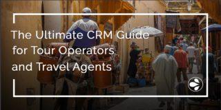 Tour operator software CRM
