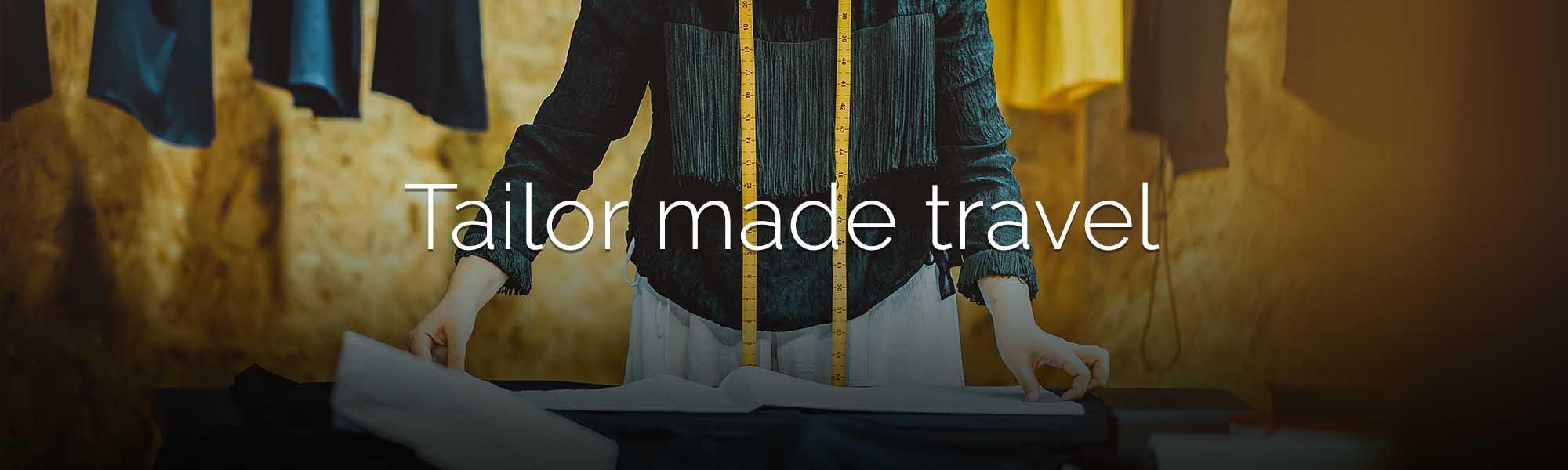 tailor made tour operator