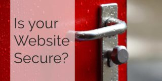 Website security for tour operators