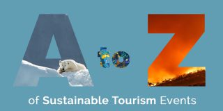 Sustainable tourism event and conference glossary
