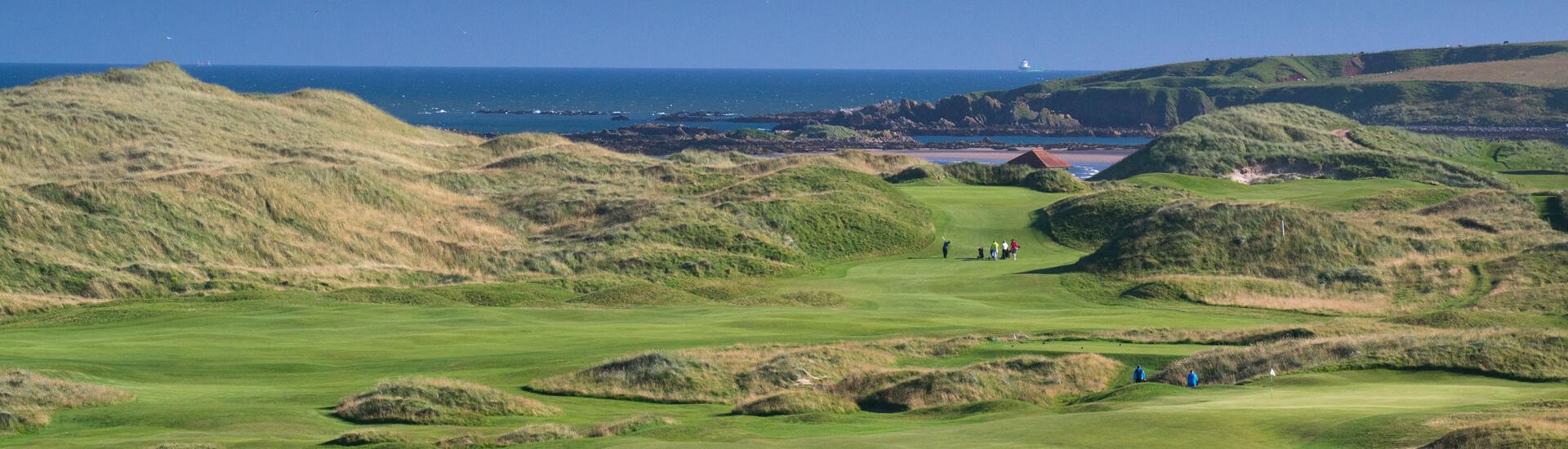 golf tourism