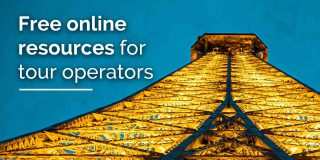 free digital resources tour operators