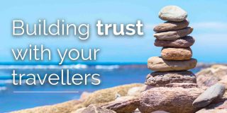 building trust with your travellers