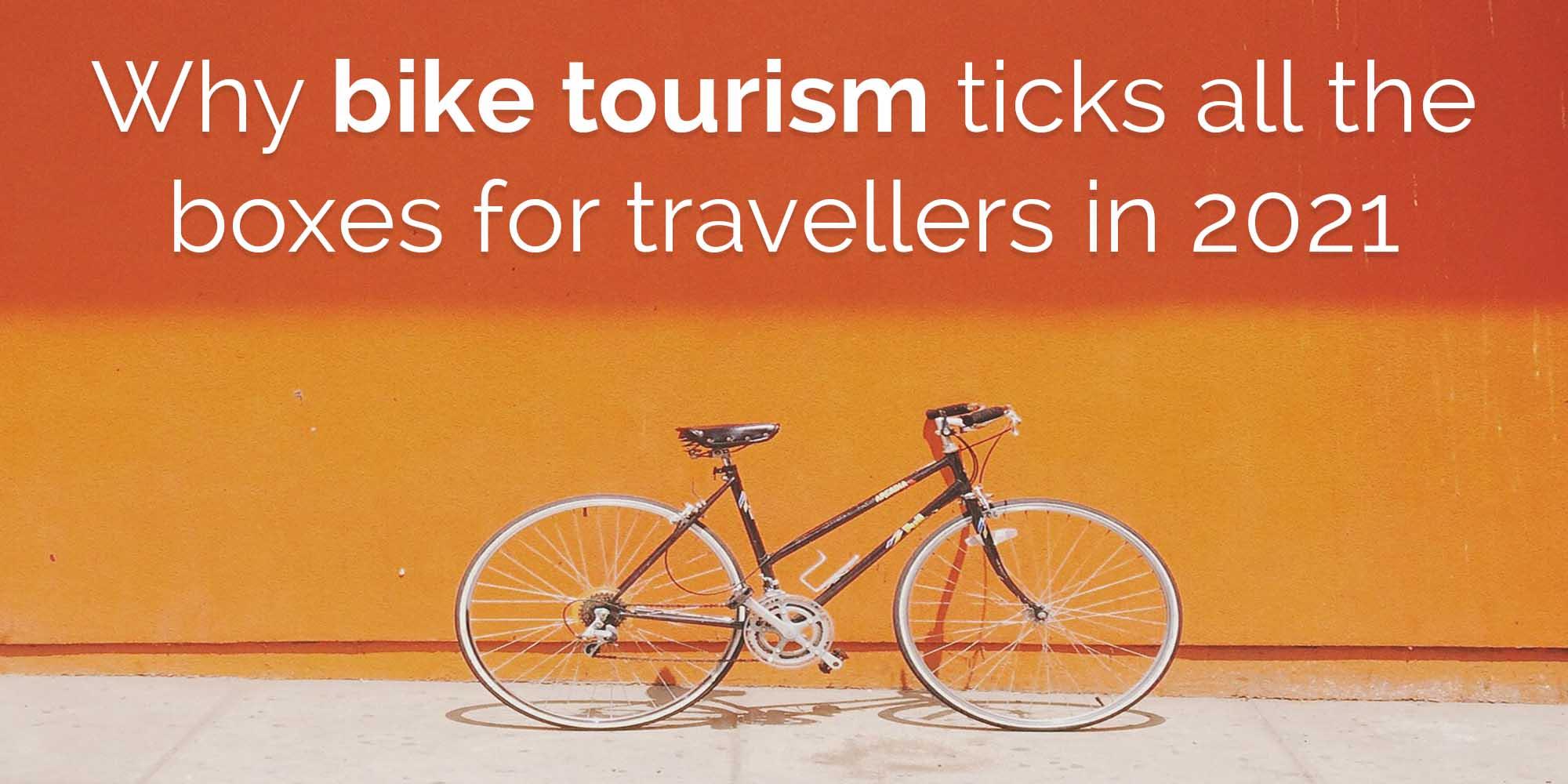bike tourism 2021