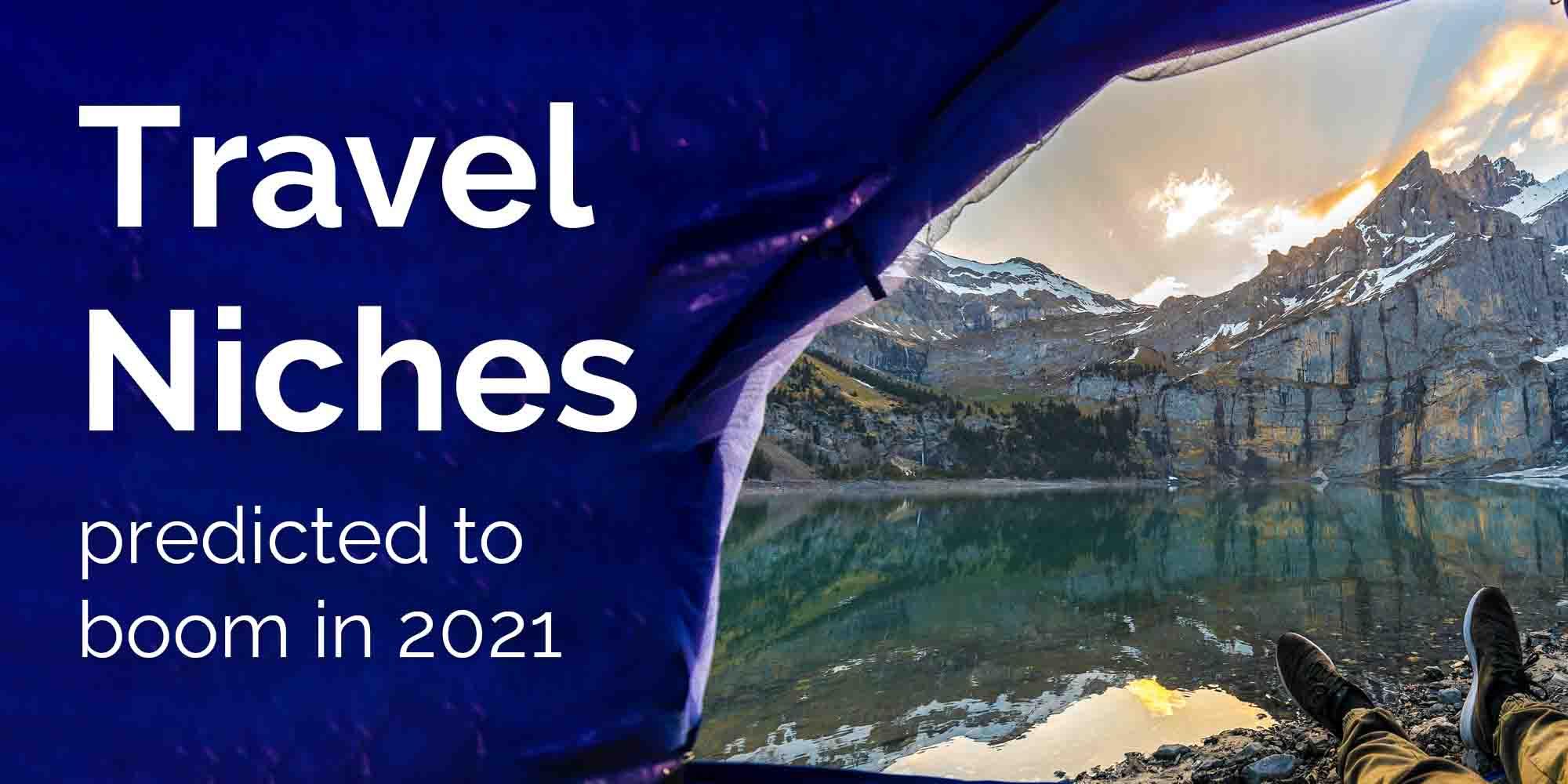 Travel Niches 2021