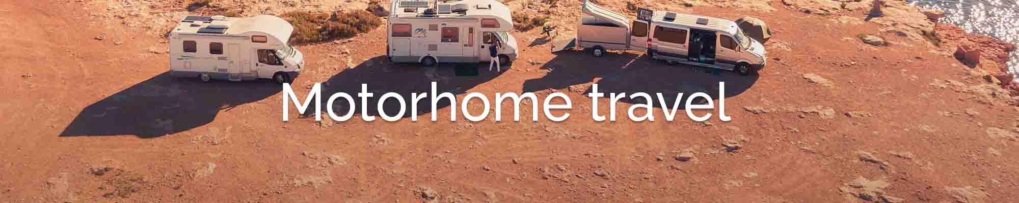 motorhome travel