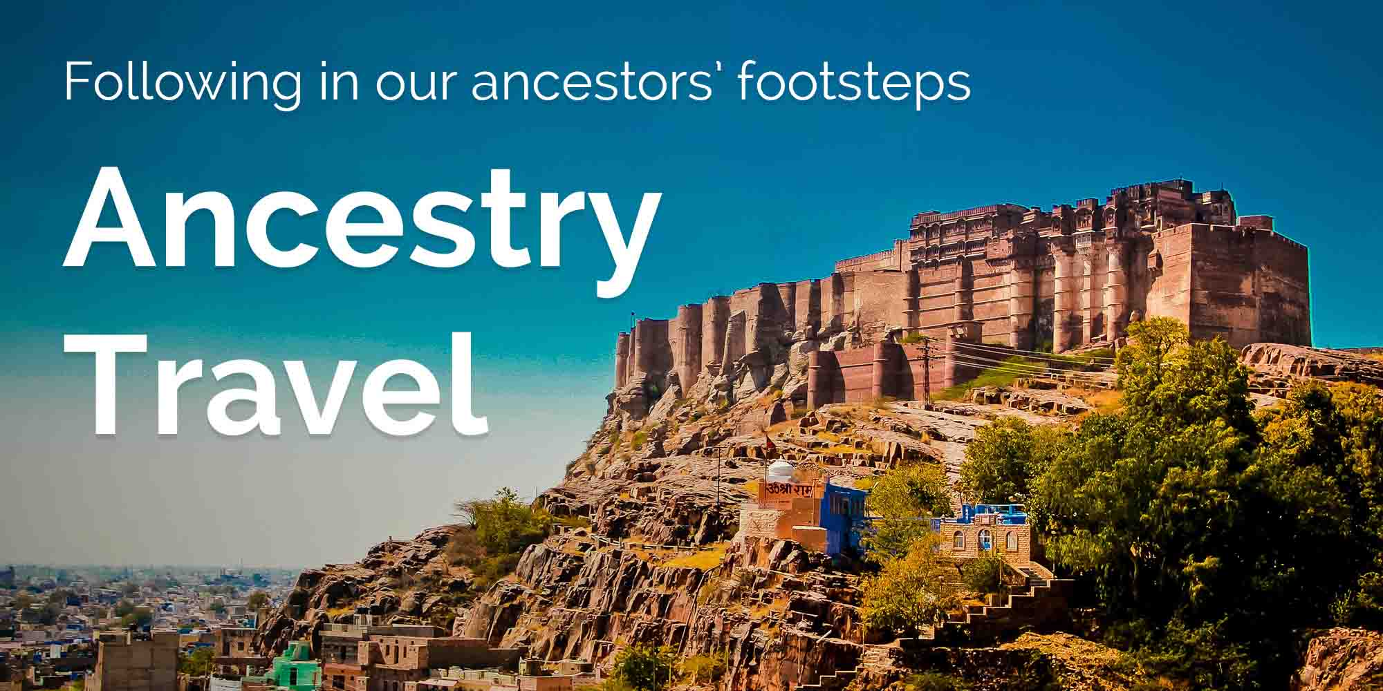 following in our ancestors' footsteps